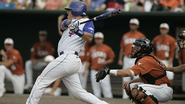 Matt LaPorta is one of Florida baseball's all-time great sluggers.