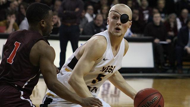 Dalton Bolon is leading the top scoring team in DII men's basketball.