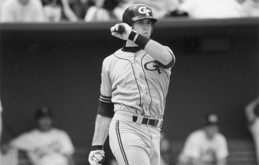 Jason Varitek is the all-time leader in most Georgia Tech baseball stats.