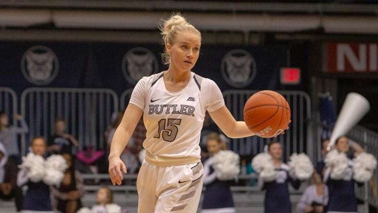 Butler women's basketball