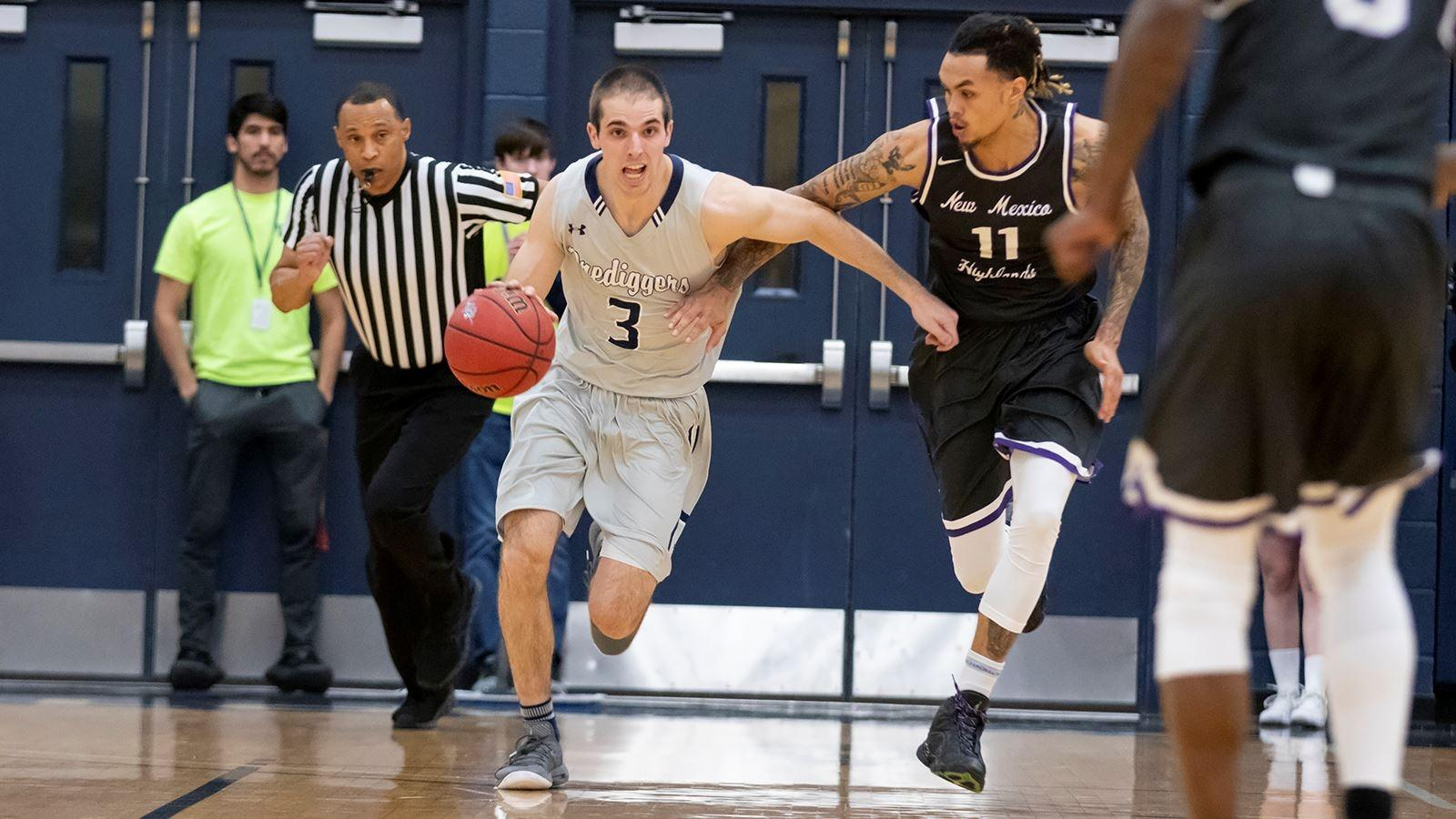 Colorado School of Mines basketball has won 21 straight games.