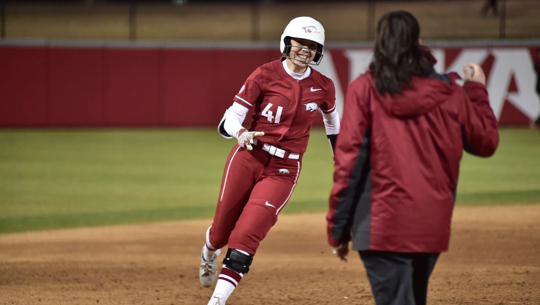 Arkansas softball