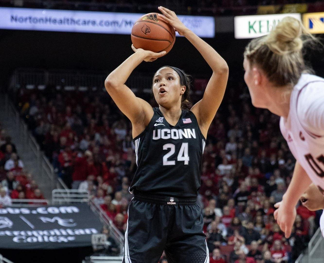 UConn women's basketball is the best of the AAC.