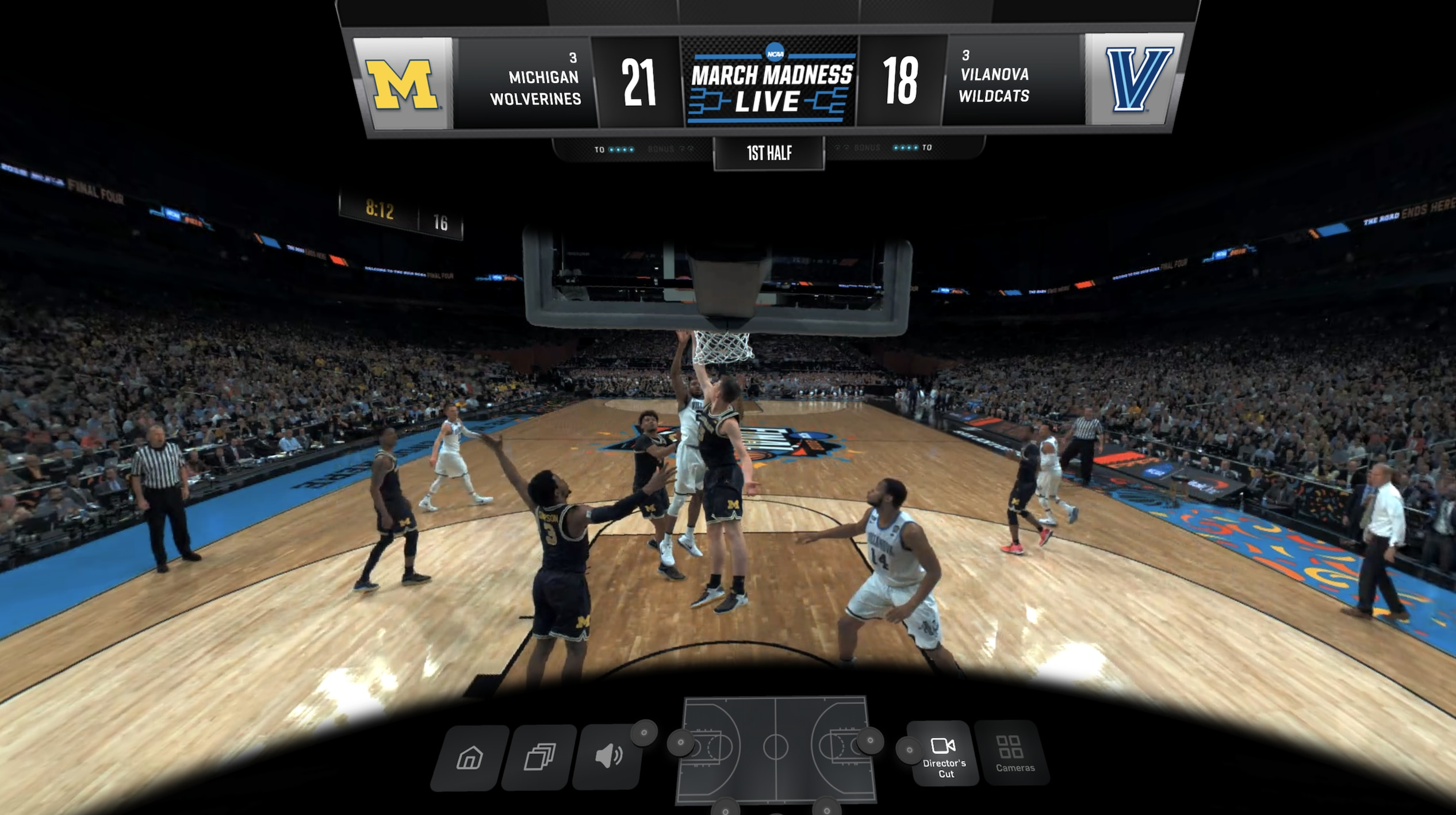 How to watch 2019 NCAA March Madness games in virtual