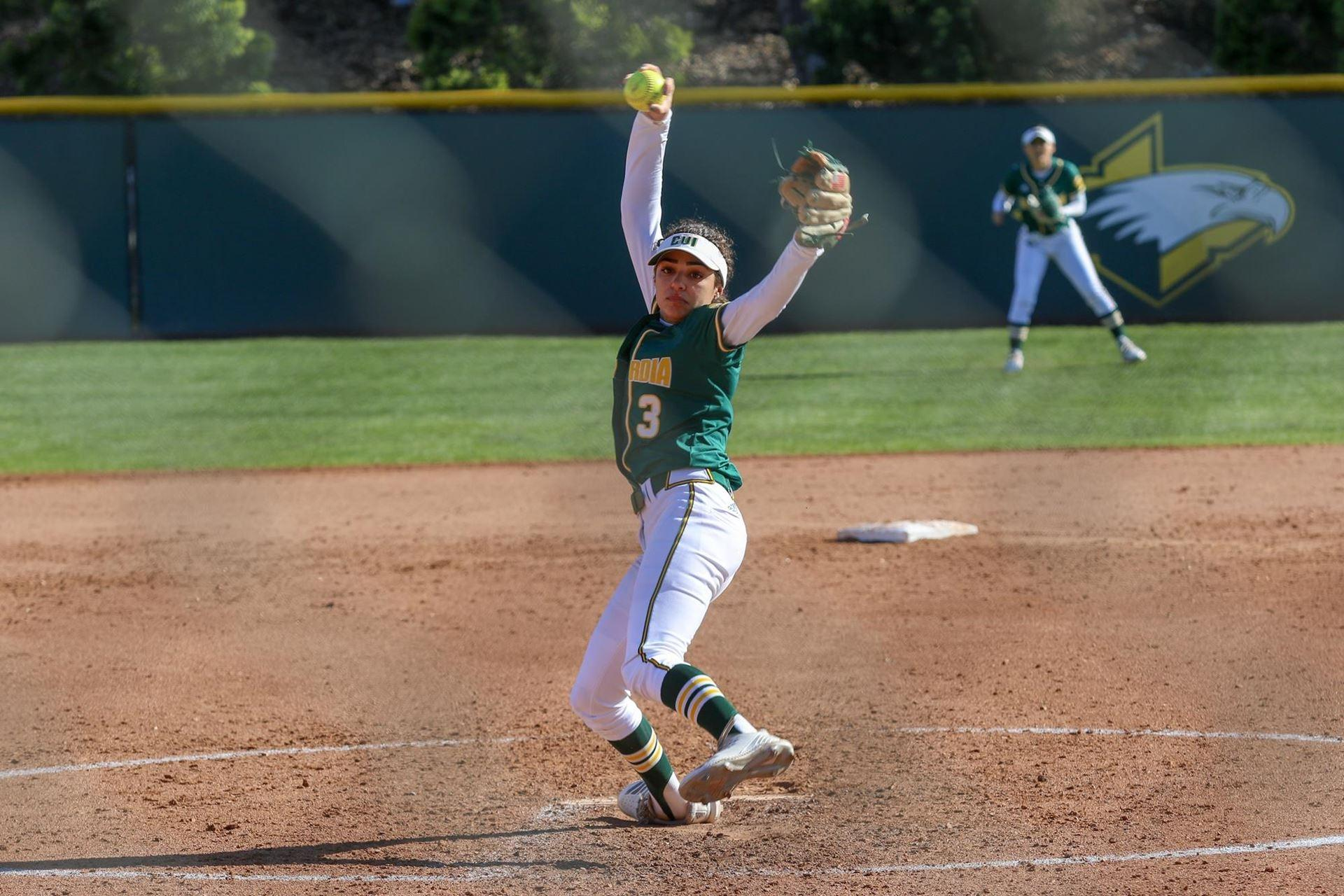 Concordia Irvine is the new No. 1 in DII softball.