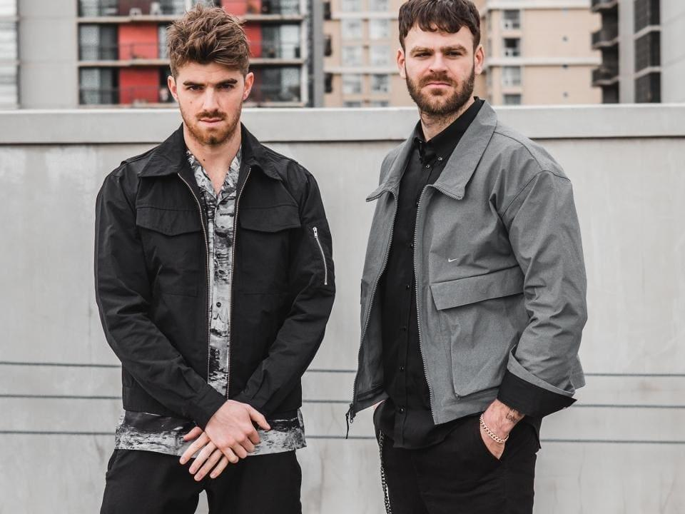 The Chainsmokers will headline the AT&T Block Party as part of the 2019 NCAA March Madness Music Series in Minneapolis.