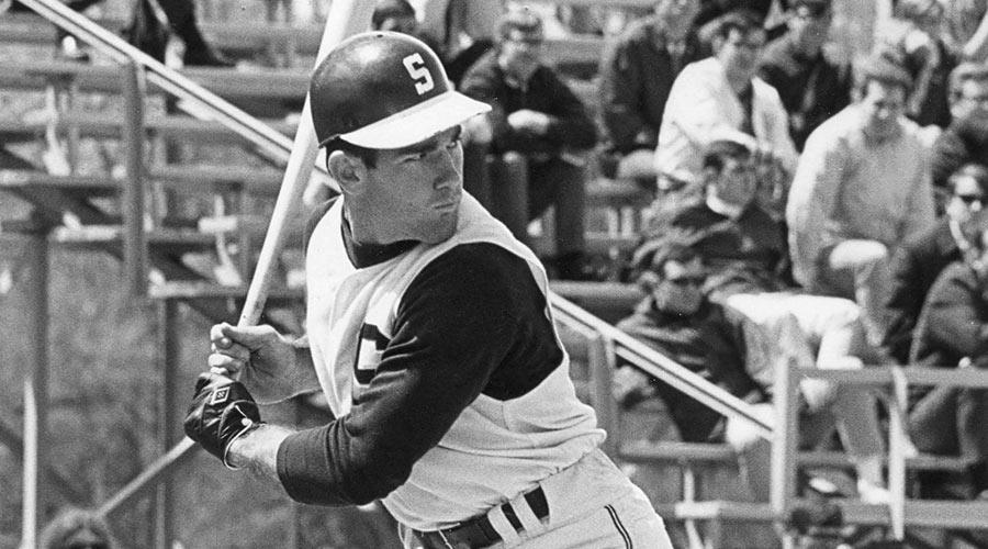 Steve Garvey is a Michigan State baseball alum.