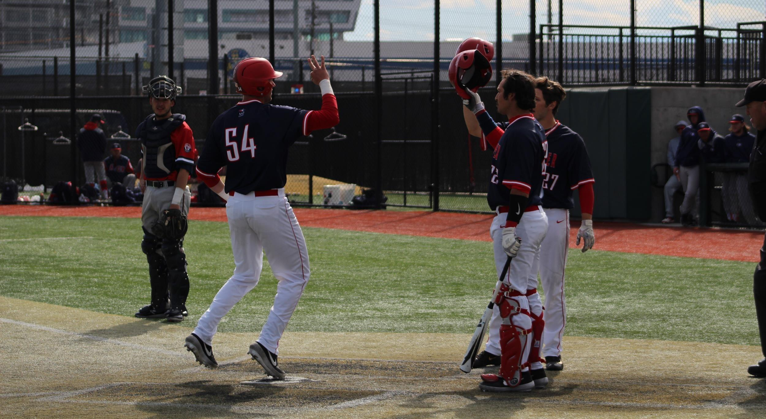 Matt Malkin of MSU Denver leads DII baseball in home runs.