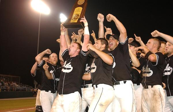 Central Missouri is one of nine teams with two DII baseball titles.
