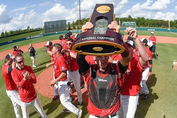 Tampa baseball has seven national championships.