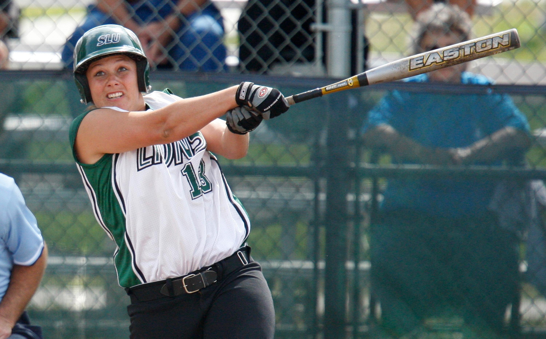 Saint Leo's Tatiana Casis hit three home runs in an inning for a DII softball record.