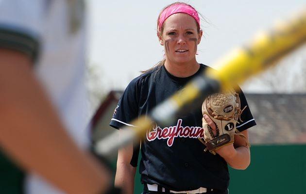 Morgan Foley of UIndy softball.