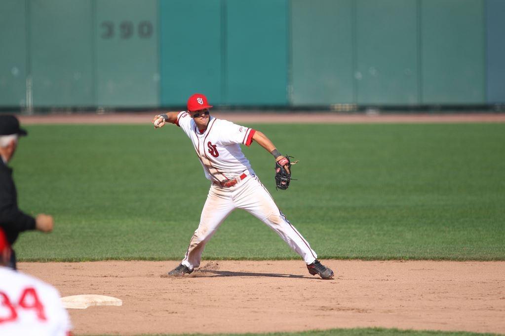 Joe Panik of St. John's baseball.
