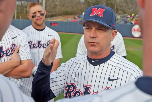 Mike Bianco is one of SEC baseball's all-time winningest coaches.