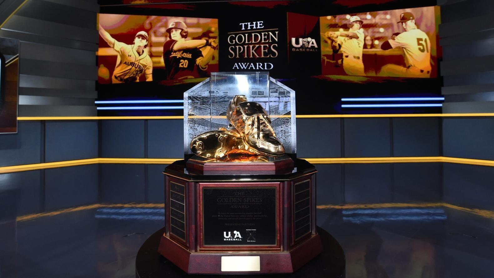 The Golden Spikes Award.