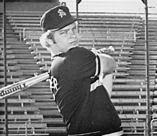 Bob Horner was the 1977 College World Series Most Outstanding Player