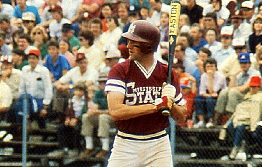 Will Clark was a monster in the College World Series for Mississippi State.