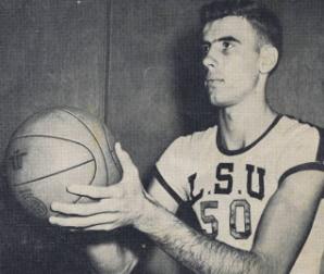 Bob Pettit at LSU.