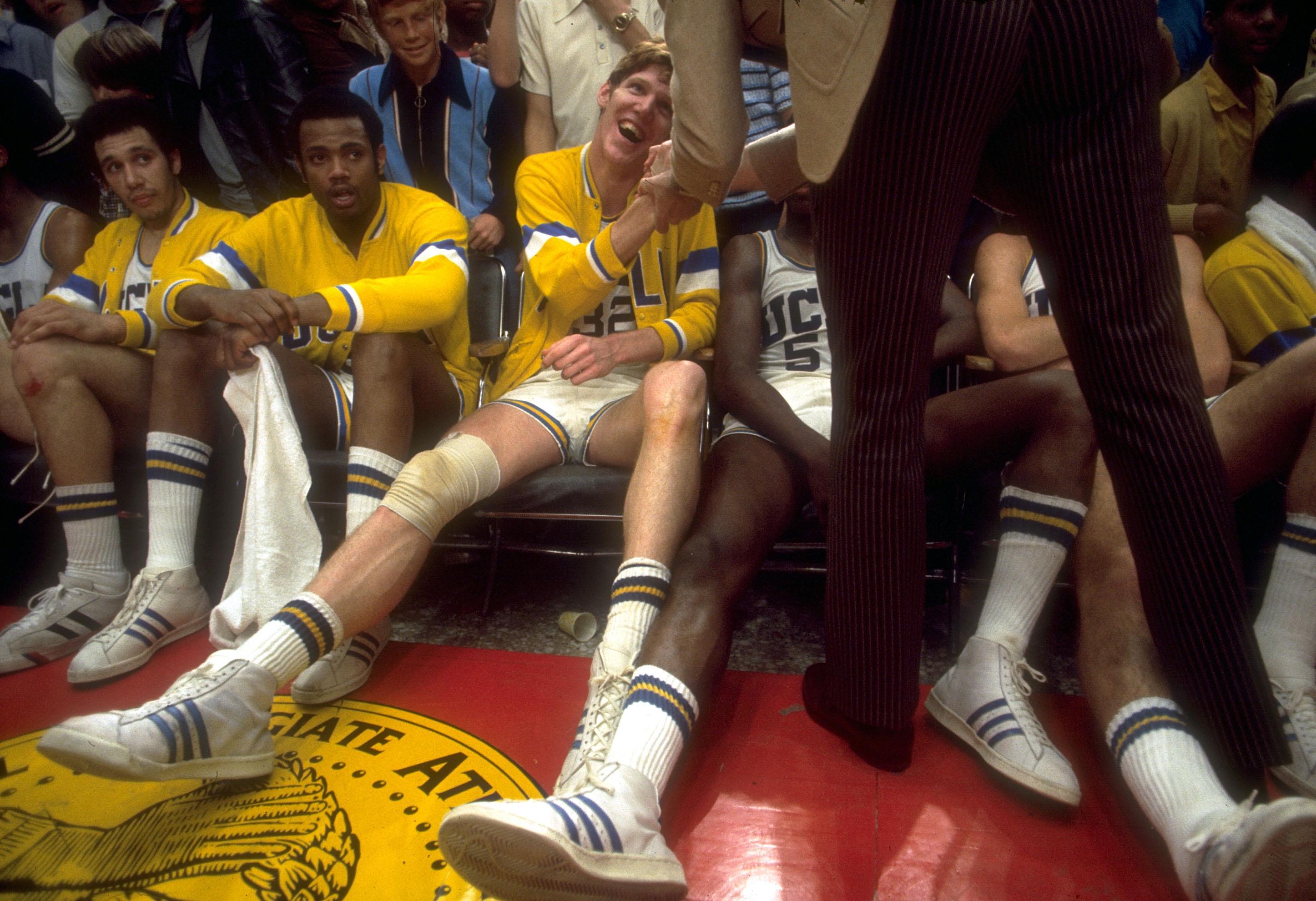 Bill Walton at UCLA.