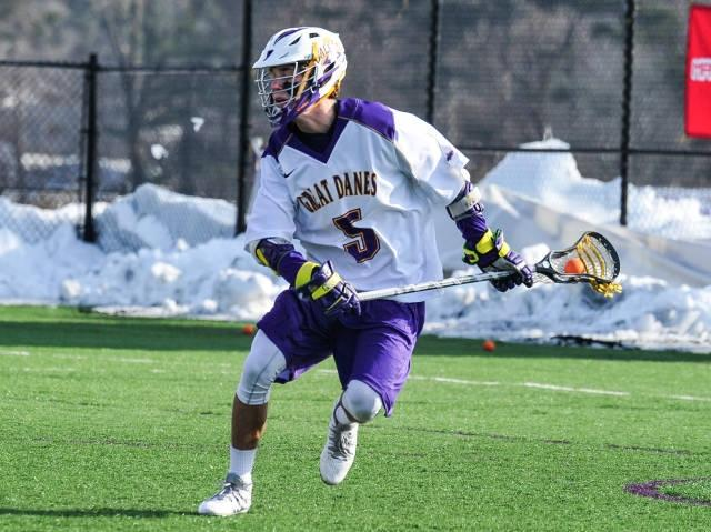 Connor Fields at Albany.