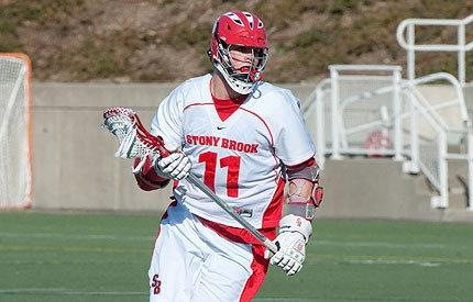 Jordan McBride at Stony Brooke.