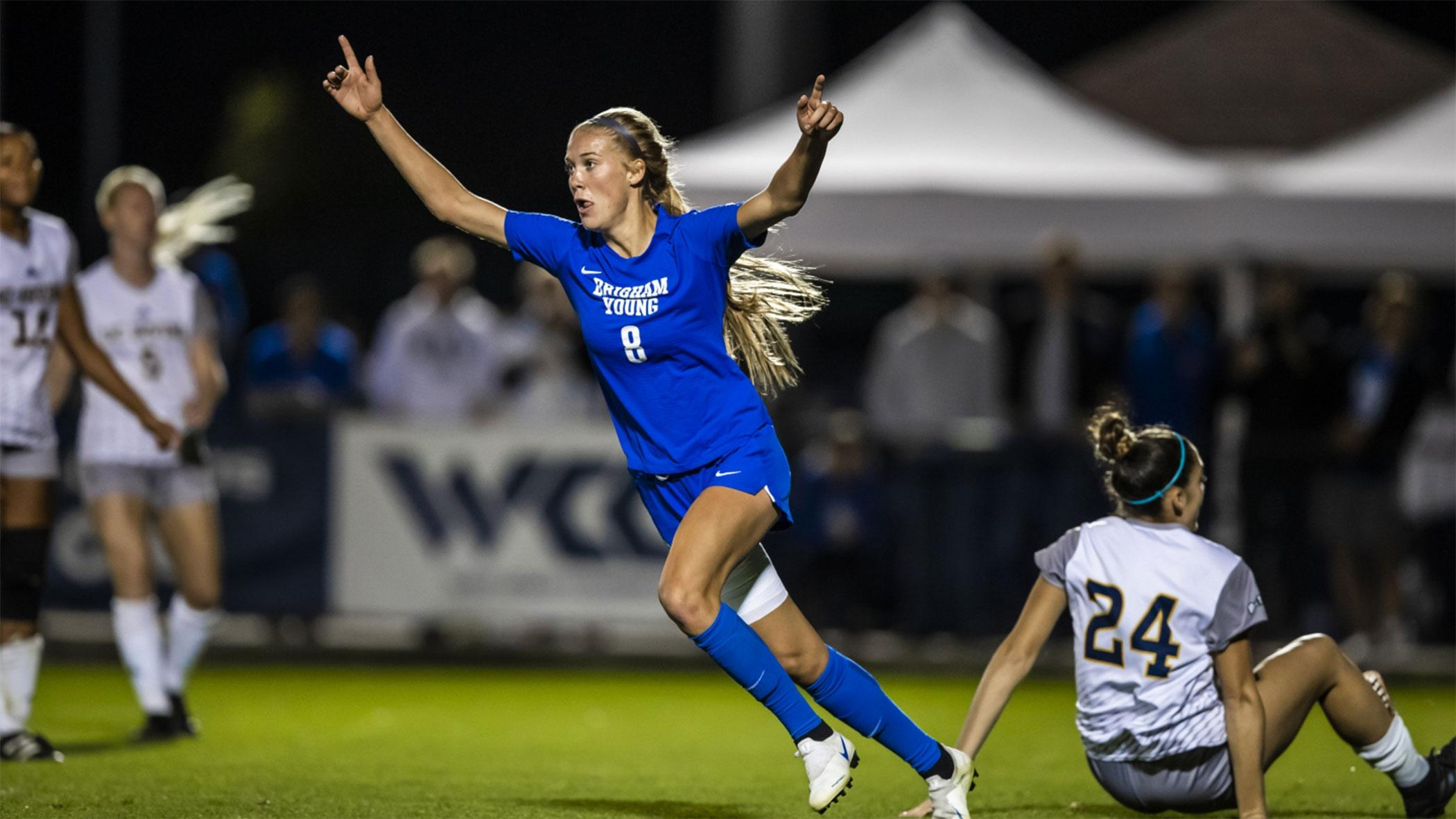 womens non conference soccer action - HD1200×800