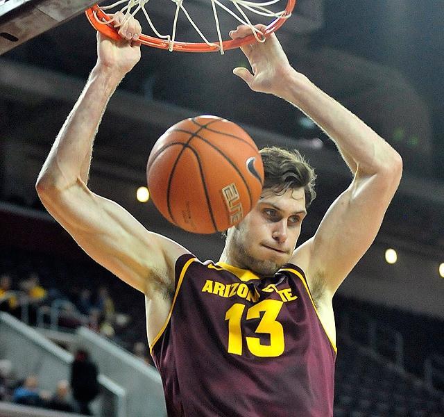 Arizona State's Jordan Bachynski