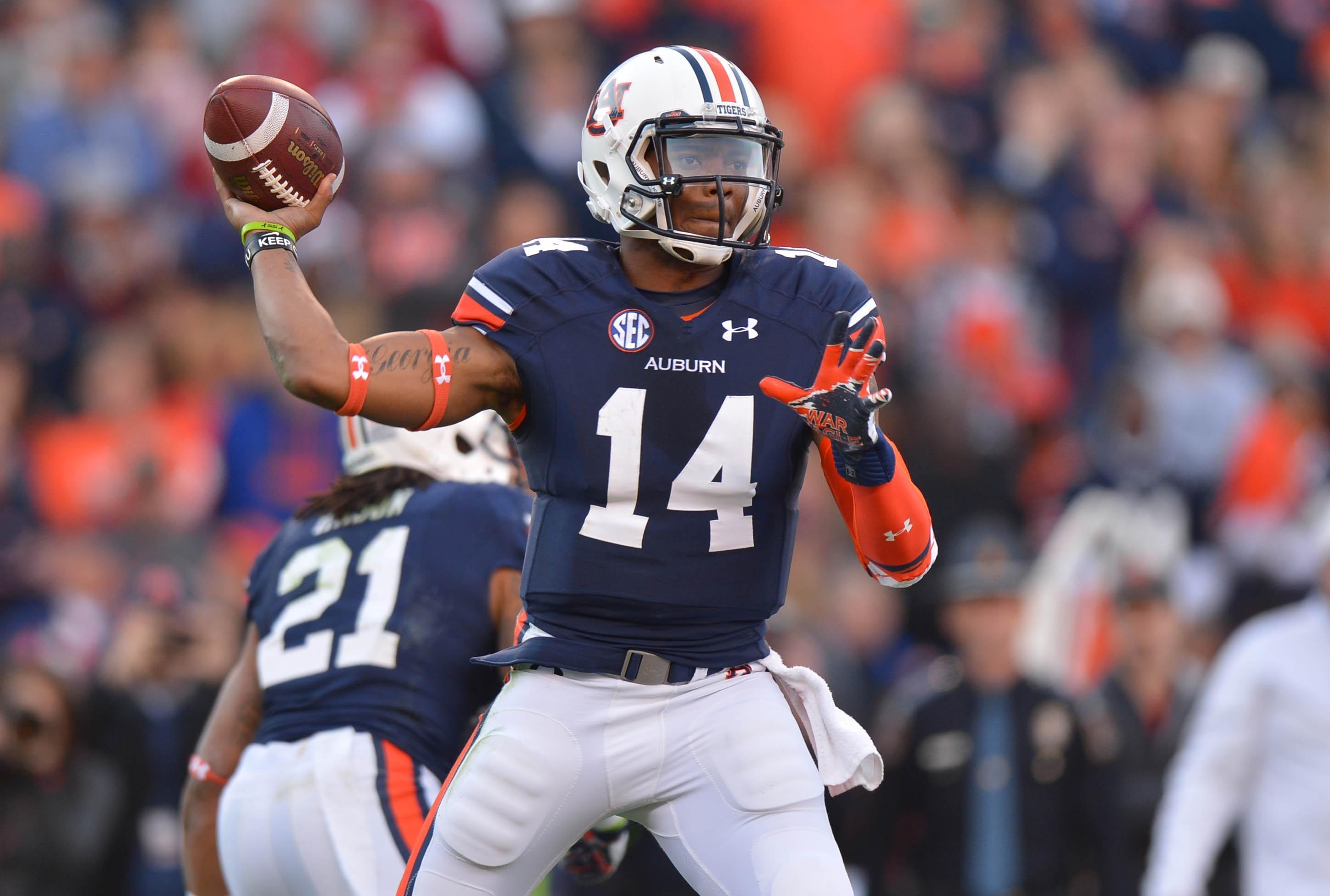 Auburn's Nick Marshall