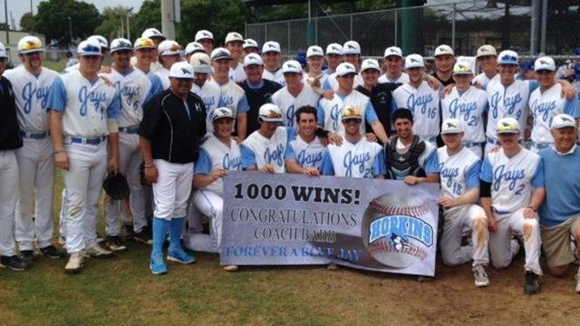 Johns Hopkins baseball