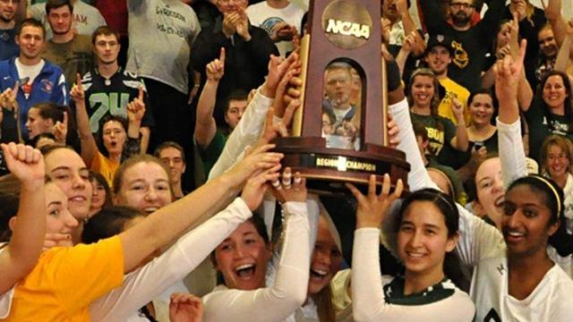 Volleyball, Division III, Clarkson