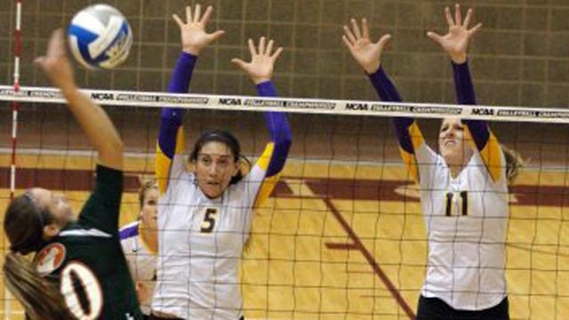 volleyball, division III, Cal Lutheran