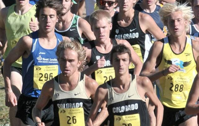 Men's XC, Division I, Colorado
