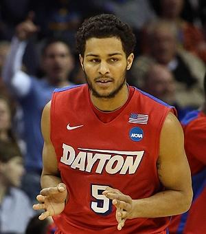 Dayton's Devin Oliver