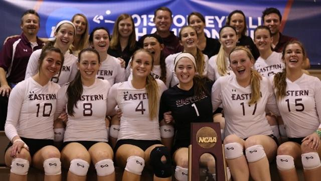 eastern volleyball, division III, regionals