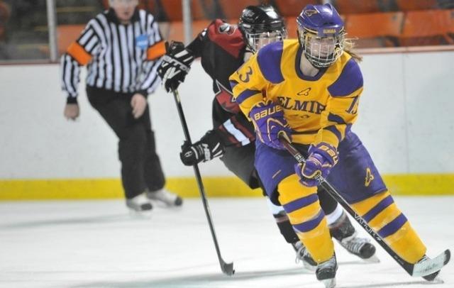 Division III Women's hockey, Elmira