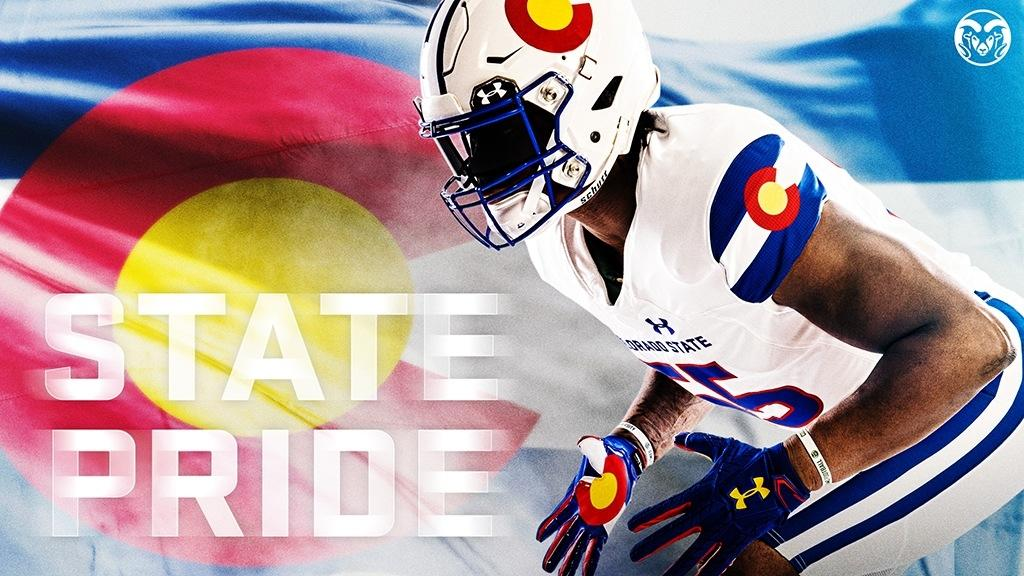 27487577 Colorado State unveils State Pride uniforms for Nov. 11 game against ...