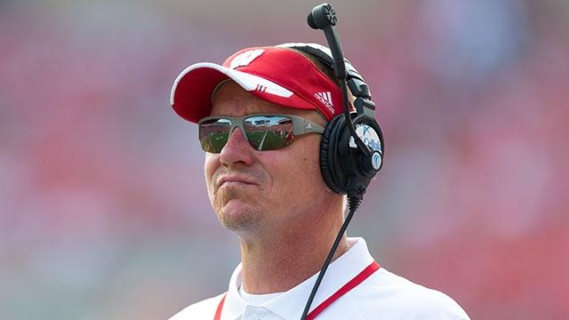 Gary Andersen led Wisconsin to a 9-4 record in his first season.