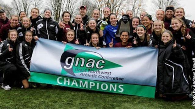 Women's Soccer, Division II, GNAC, Seattle Pacific