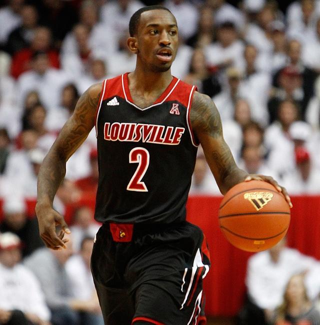 Louisville's Russ Smith