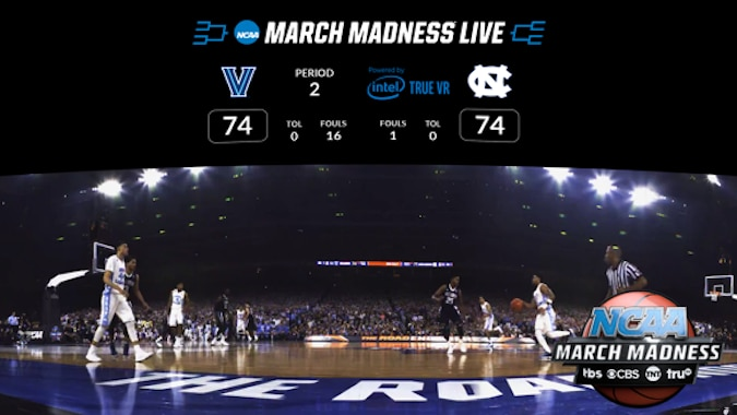 9dc14acfea4 NCAA® March Madness® Live™ VR App to Offer Enhanced Virtual Reality  Experience for 2017 NCAA Division I Men's Basketball Championship