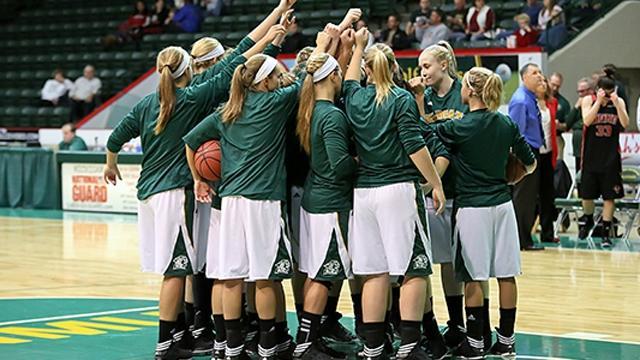 womens basketball, division II, Northern Michigan