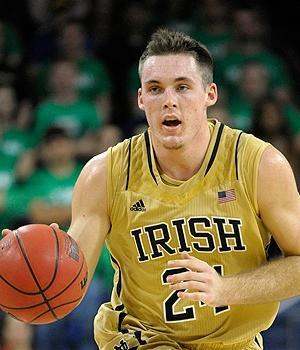 Notre Dame guard/forward Pat Connaughton
