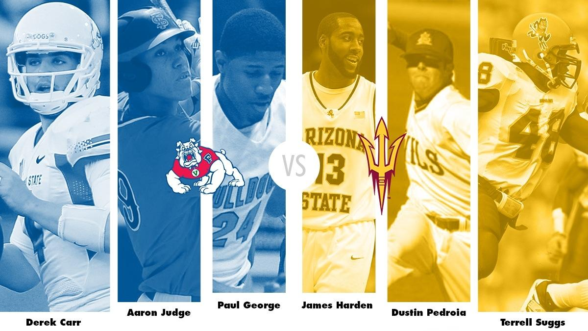 6085913b38bc Vote  Does Fresno St. or ASU have a better NFL MLB NBA trio