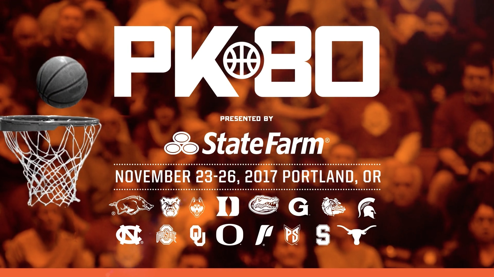 9120dcf81f47 Brackets revealed for  PK80  Invitational Tournament