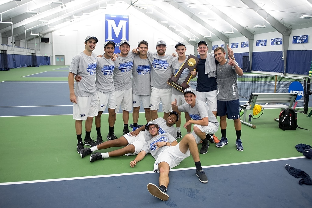 2fcbe196ab24 Emory defeated Claremont-Mudd-Scripps 5-2 in Wednesday s title matchup.  Share. The No.