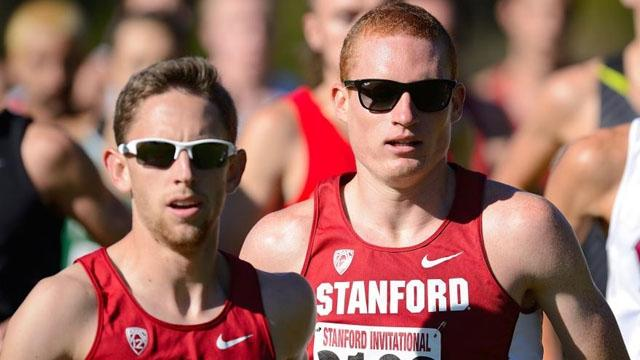 cross country, division I,  Regionals, Stanford