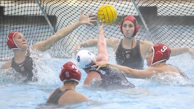 Stanford women's water polo