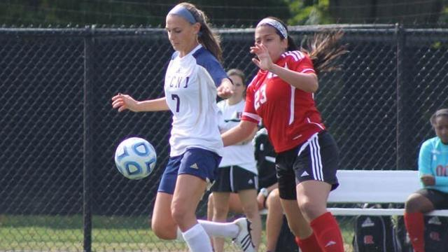 Women's Soccer, Division III, NJAC final