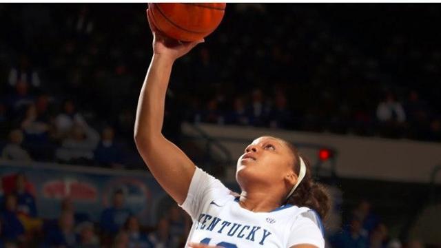 NCAA basketball, women's, Division I, Kentucky