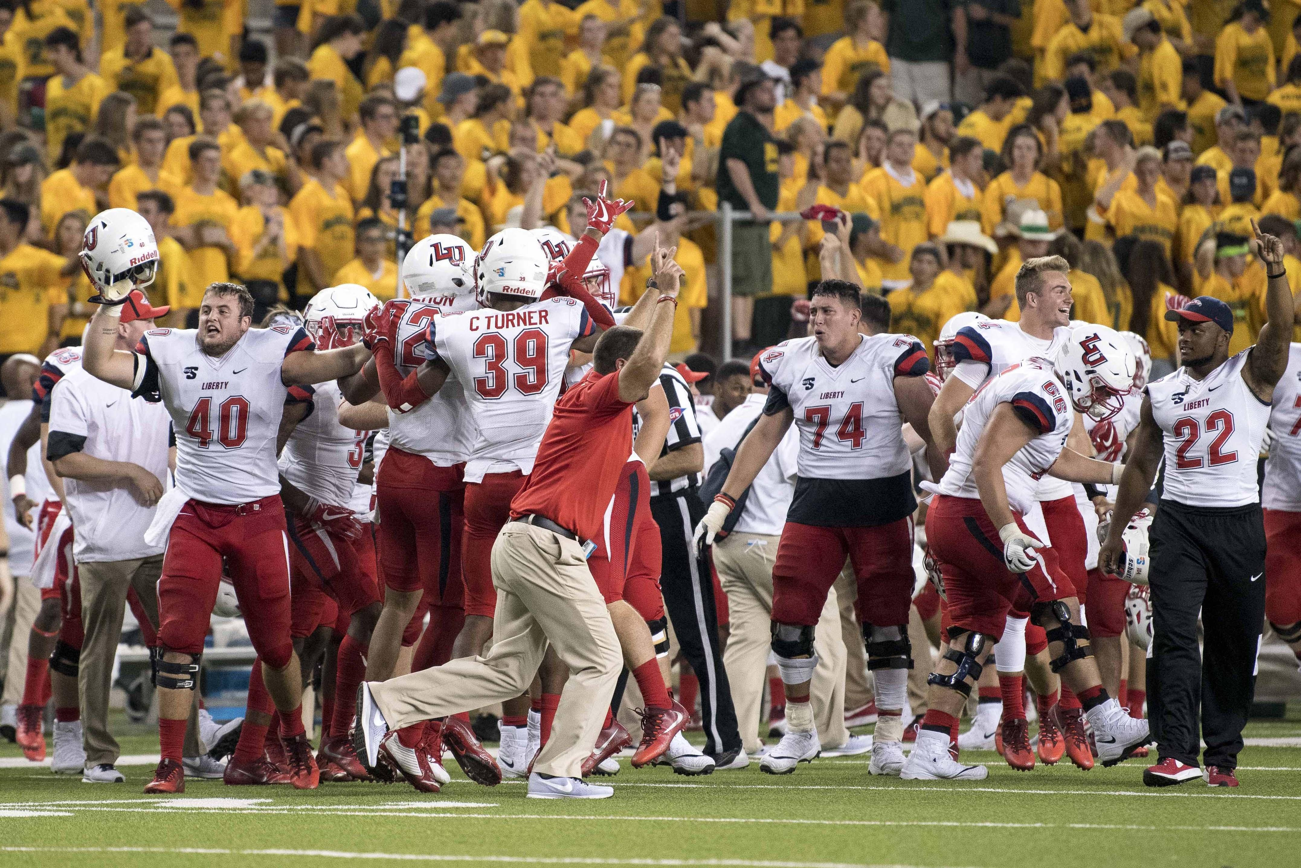 Fcs Football 11 Things To Know About Liberty Which Just